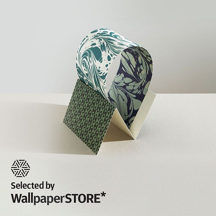 We're proud to announce our products are now part of @store.wallpaper - just in time for Christmas! Shipping internationally at: store.wallpaper.com #WallpaperSTORE #esmewinter #notebook #notecards #boxes #gifttags #bookarts