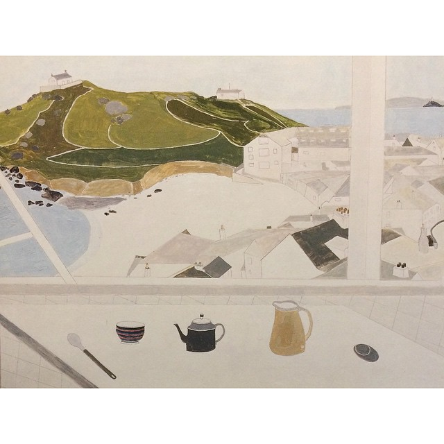 Peace, quietness, simplicity, balance, calm and freshness of vision. They define the accessibility & captivating charm of Rachel Nicholson's work - Alan Wilkinson