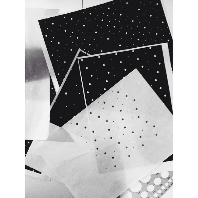 New projects/Work in progress #Christmas2014 #esmewinter #patternpapers