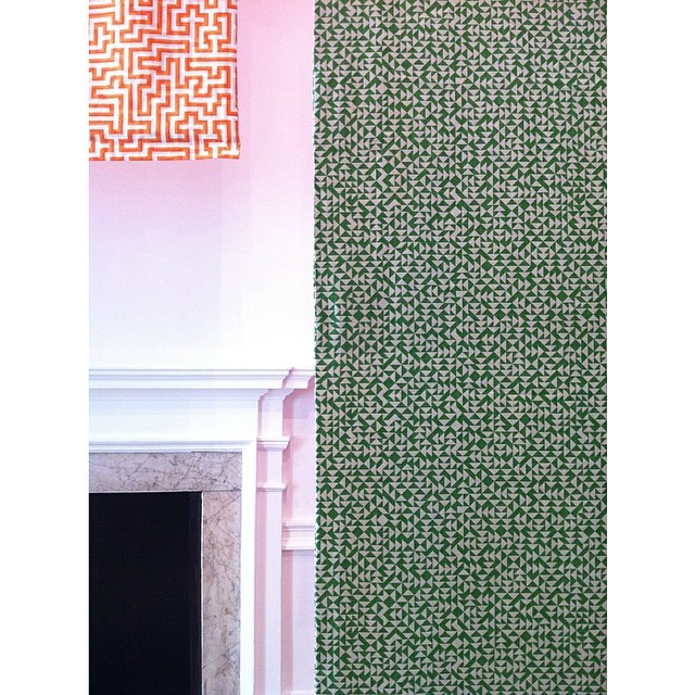 Form Through Colour #somersethouse #annialbers #christopherfarr