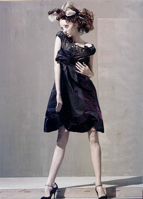 Lilly by Steven Meisel 002h670