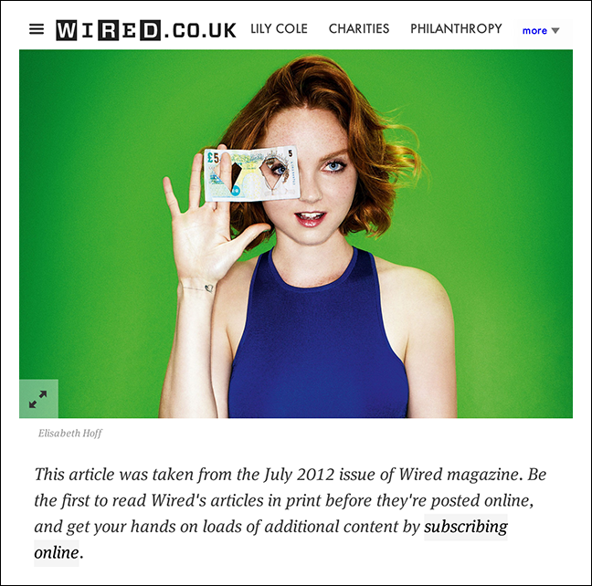 Lily-Cole's-'Impossible'-network-wants-its-users-to-help-each-other-out--Wired-UK-