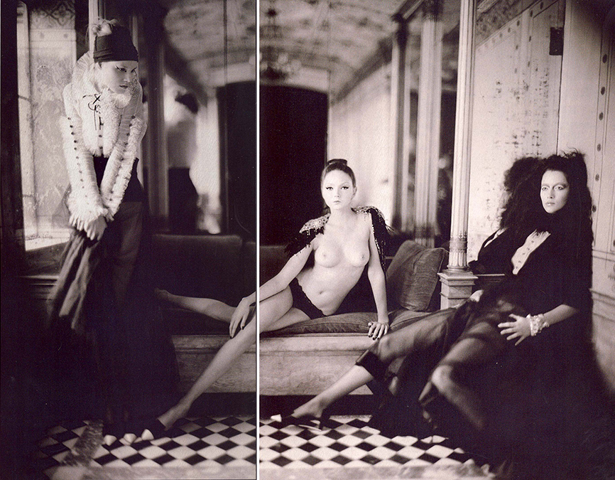 Lily Cole by Paolo Roversi 001h670