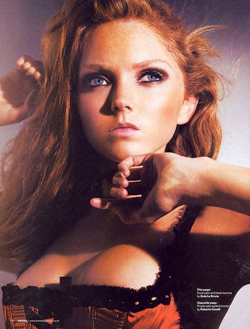 Lily Cole by Rankin_01h670