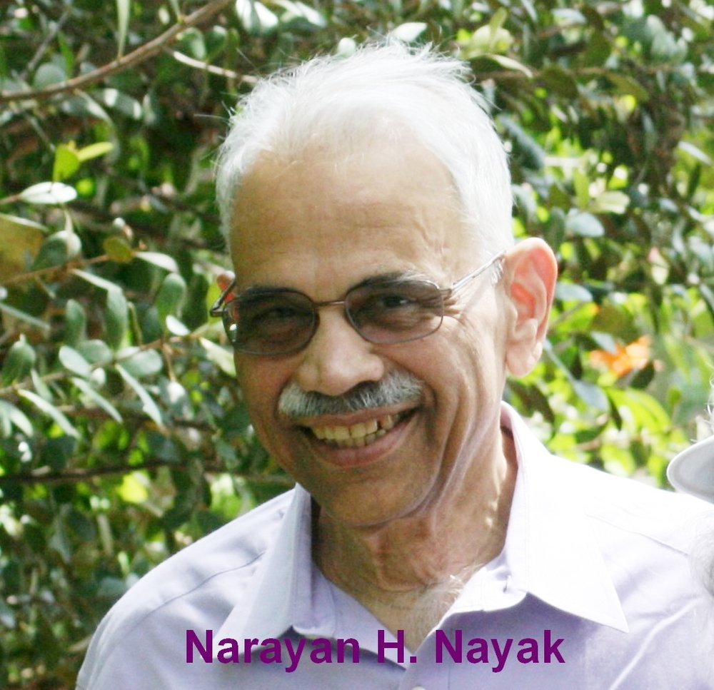 Narayan Nayak is a stamp enthusiast as well as a photographer and painter (Winter 2015).