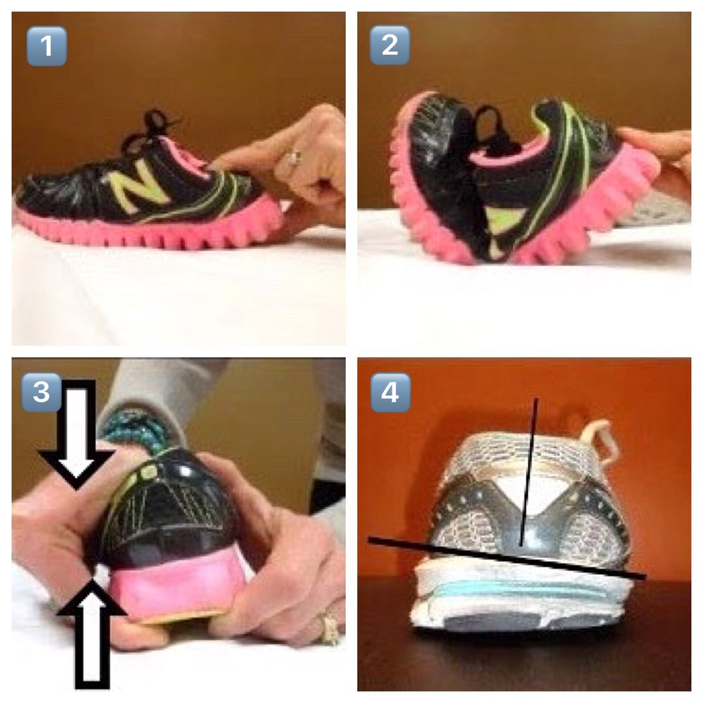 Bad Shoe Example