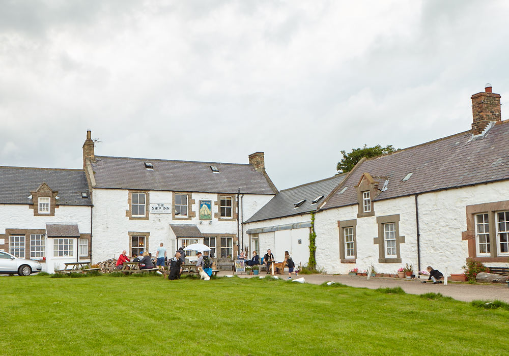 The Ship Inn pub and brewery, Low Newton is a must visit