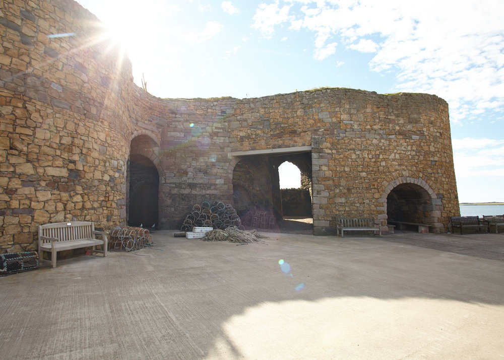 Beadnell harbour has some great history....go read all about it!