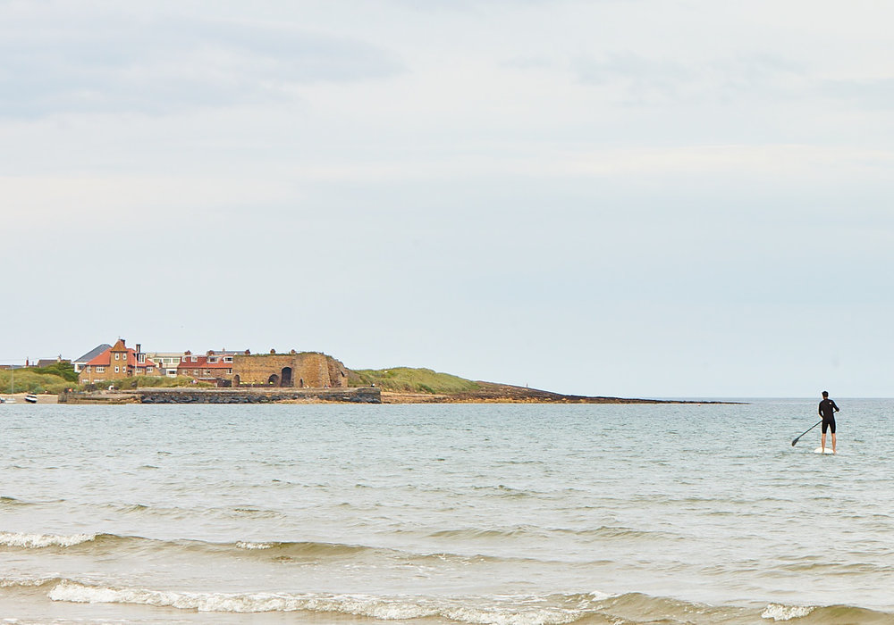 Stand up paddle solo