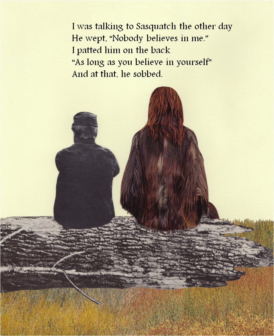 A Talk with Sasquatch