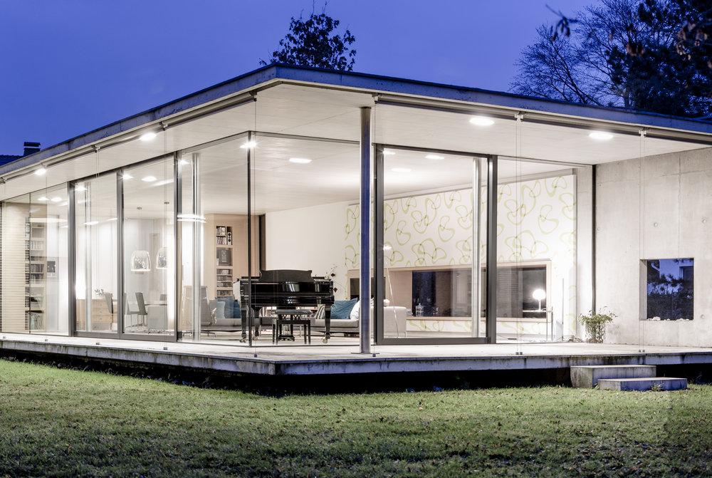 projekte passgang architekten bda. Black Bedroom Furniture Sets. Home Design Ideas