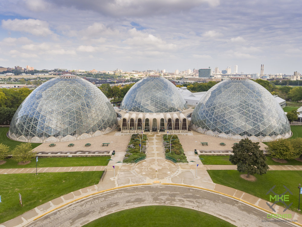 The Domes - Milwaukee, WI