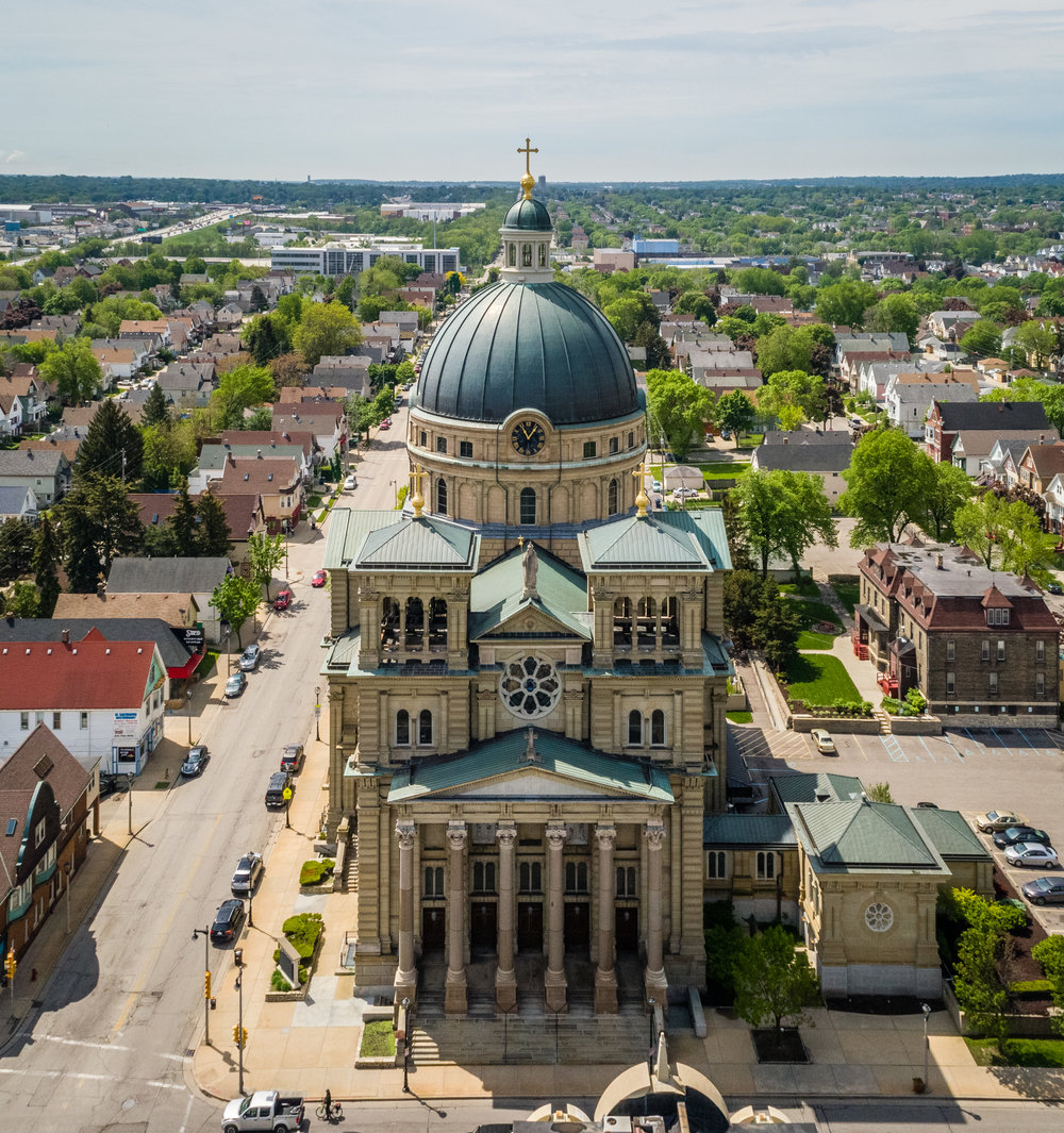 Basilica of St. Josephat - Milwaukee, WI
