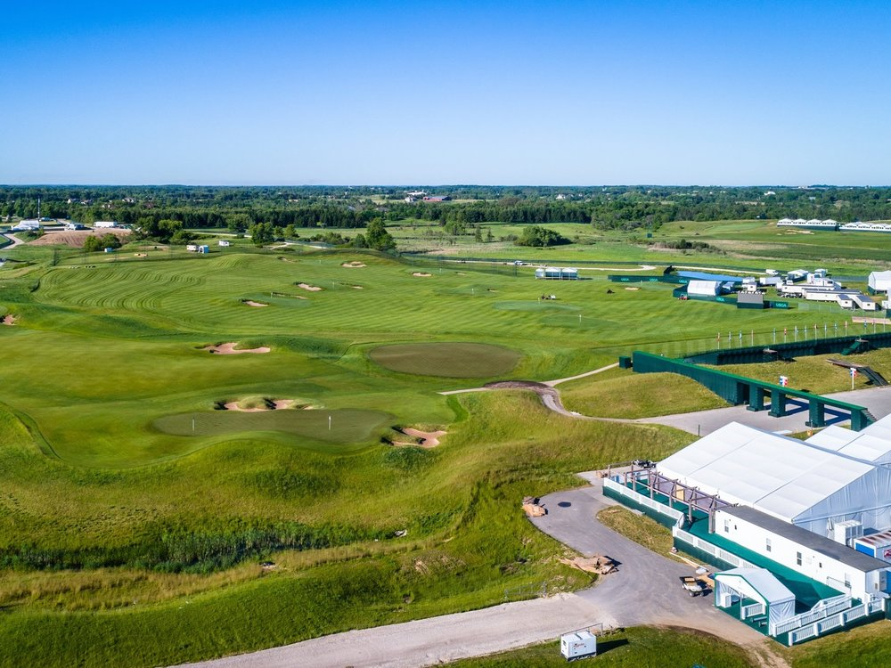 Golf Courses - The best way to showcase your greens.