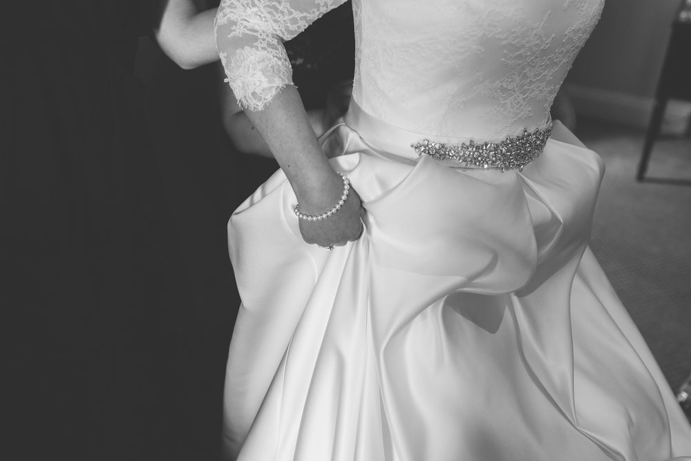 wedding dress Aberdeen
