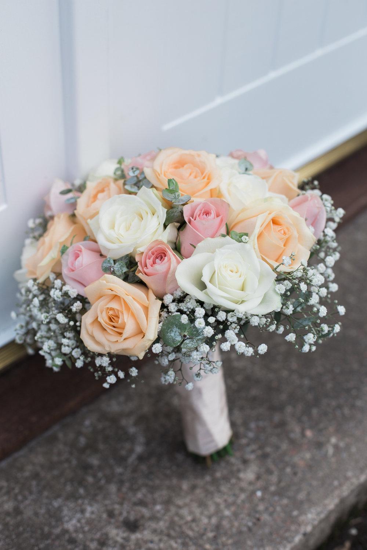 wedding flowers Aberdeenshire