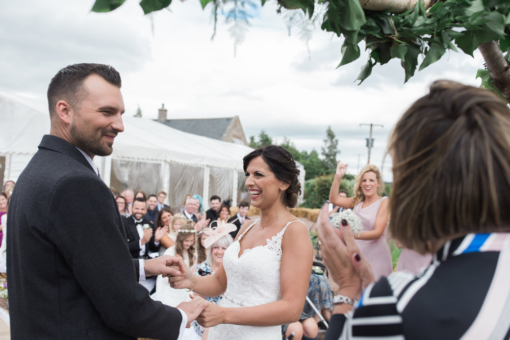 aberdeen wedding