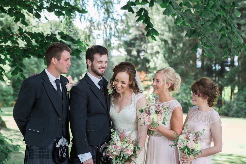 wedding party, bridal party, Scottish wedding photographer, wedding photographers aberdeen, aberdeen wedding photographers, aberdeen wedding photography, Aberdeenshire wedding photographers