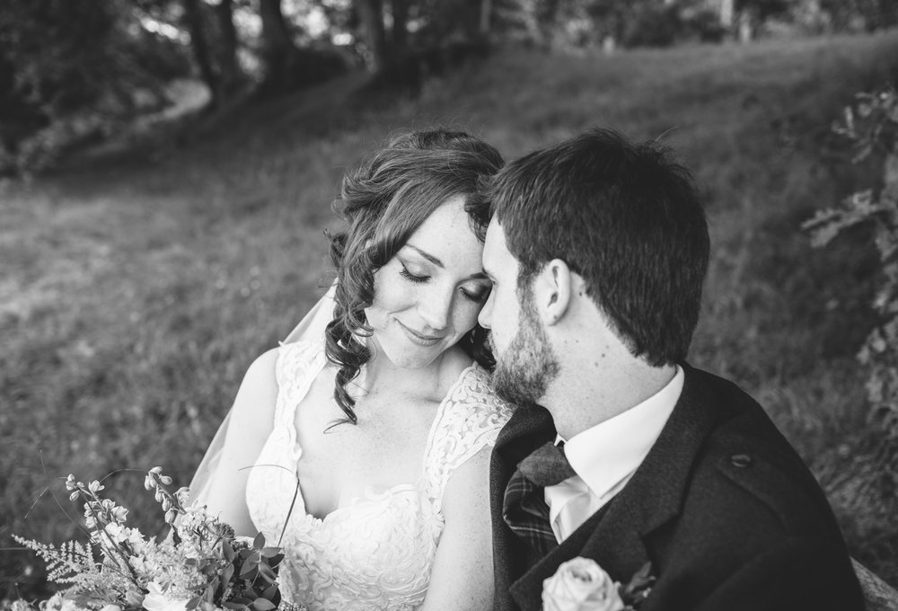 banchory lodge wedding, aberdeen wedding photographer