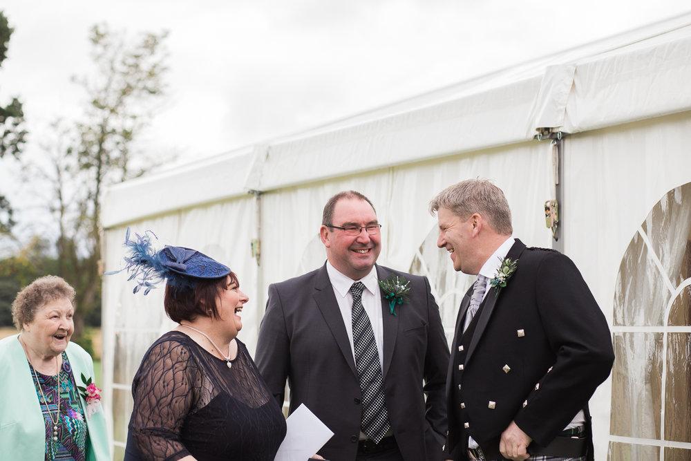 balmakewan wedding, wedding photographers Aberdeen
