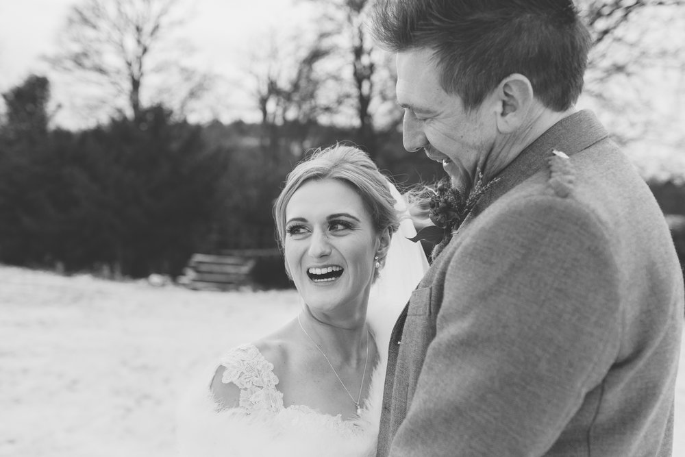 getting married at logie country house