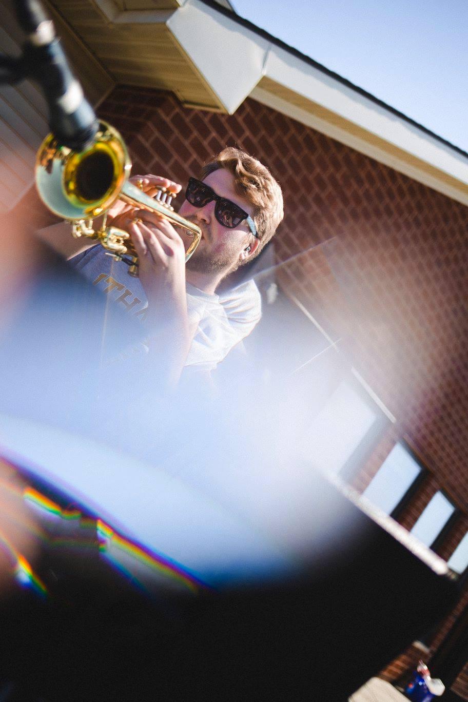 Alex Miller, trumpet