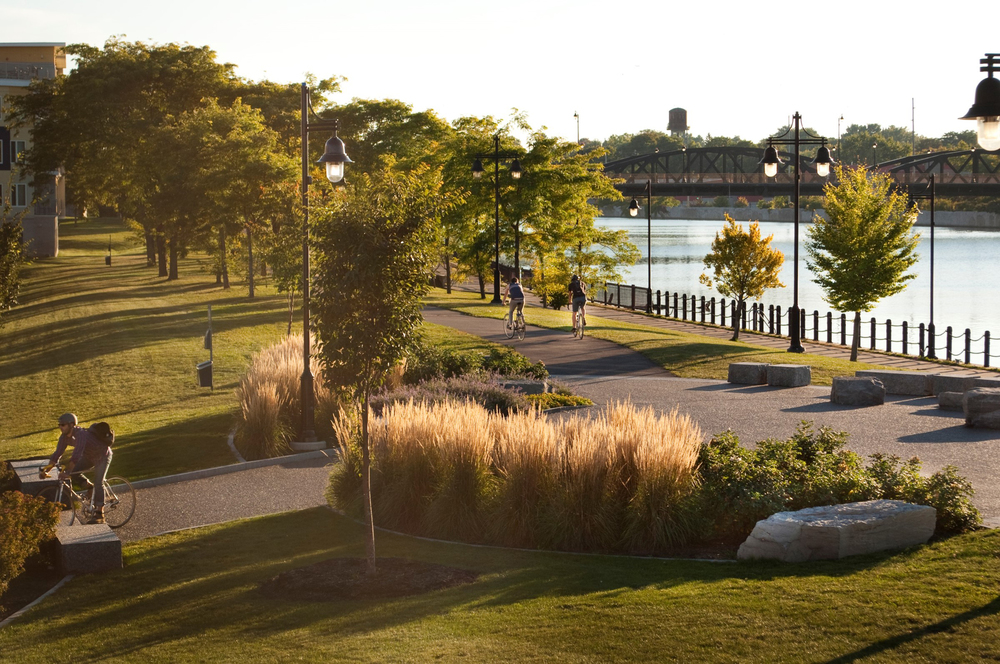 Erie Harbor Public Enhancements   2014 NYU-ASLA Merit Award, Built Design