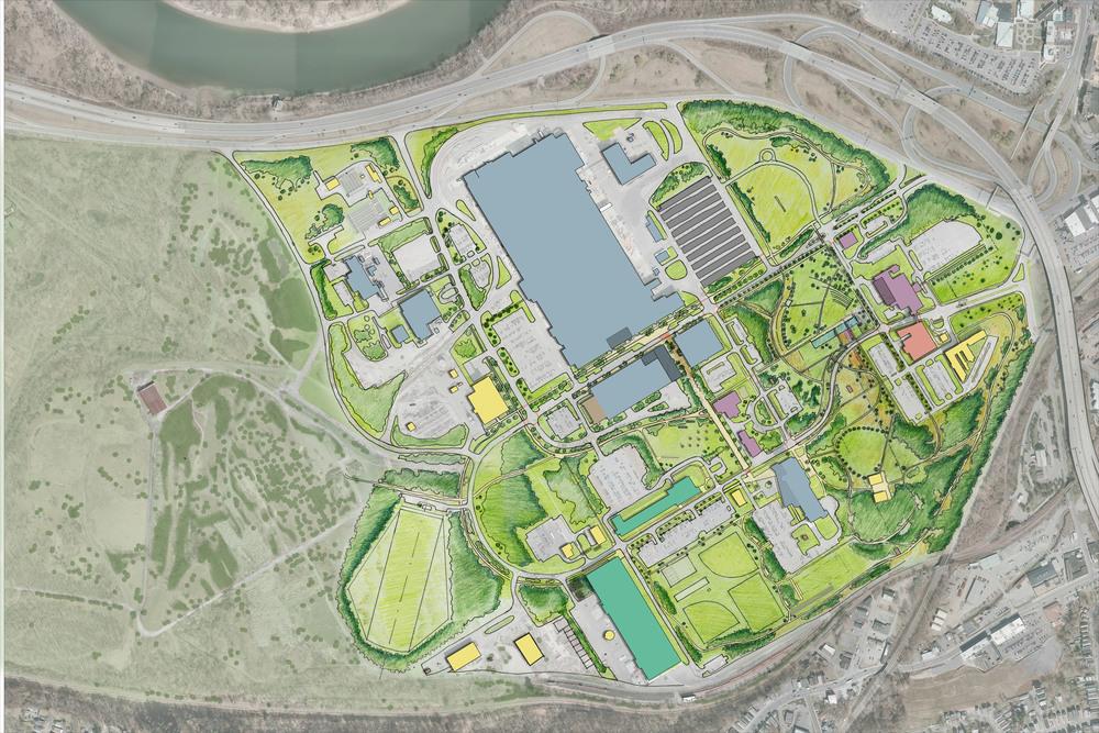 GE Schenectady Campus Master Plan