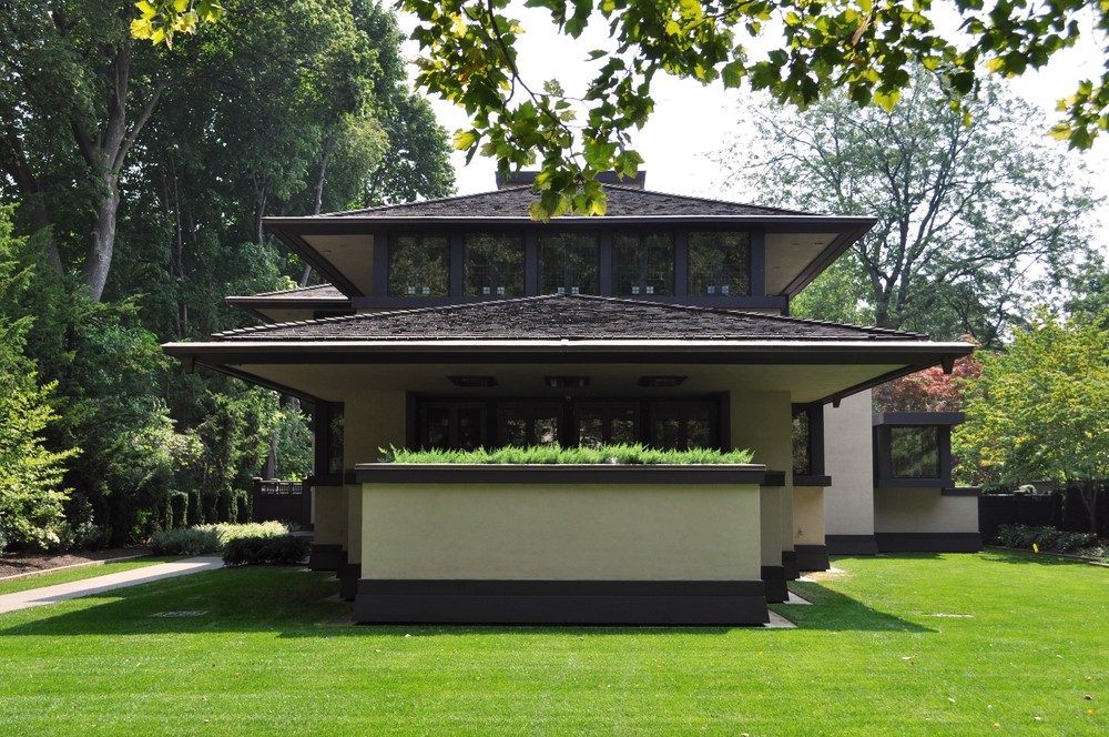 Frank Lloyd Wright's E. E. Boynton House 2014 AIA Rochester Award for Design Excellence 2013 NYU-ASLA Merit Award, Historic Preservation