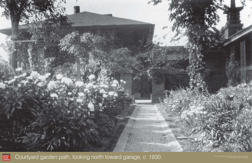 Darwin D. Martin House Complex, Cultural Landscape Report   2015 NYU-ASLA Honor Award, Historic Preservation