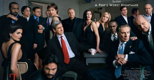 Thanks to Vanity Fair, the gang's all here.