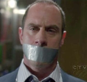 For those who've ever wanted to tell Stabler to STFU, this one's for you.