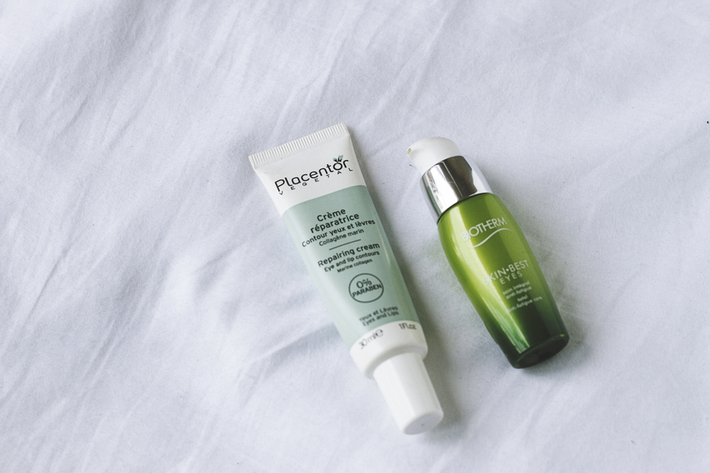 biotherm, placentor, french skincare, french, france