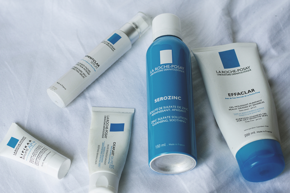 la roche posay, french skincare, french, france