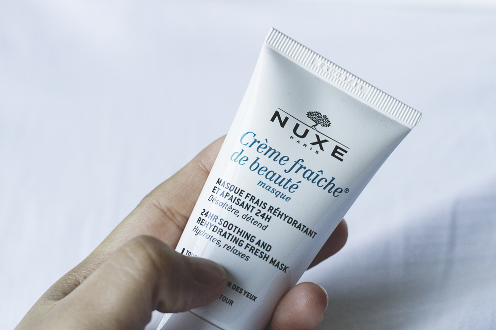 nuxe, french skincare, french, france
