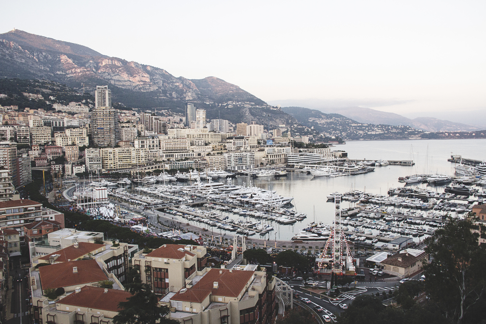 A Californian in Paris: Monaco!