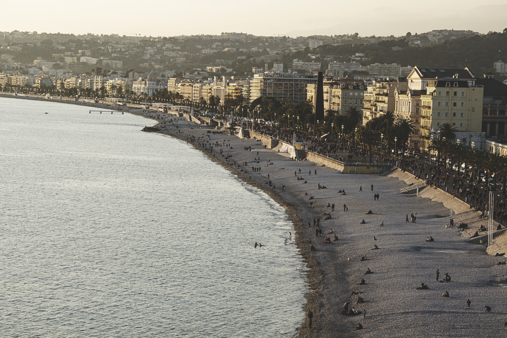 A Californian in Paris: Nice During the Off Season
