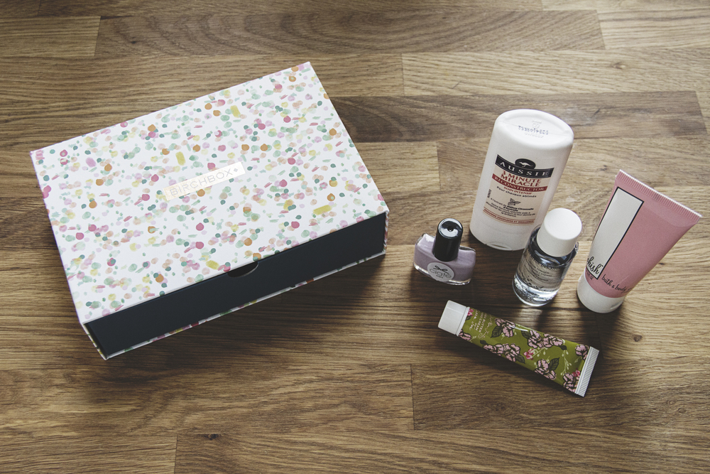 A Californian in Paris: I love Birchbox France!