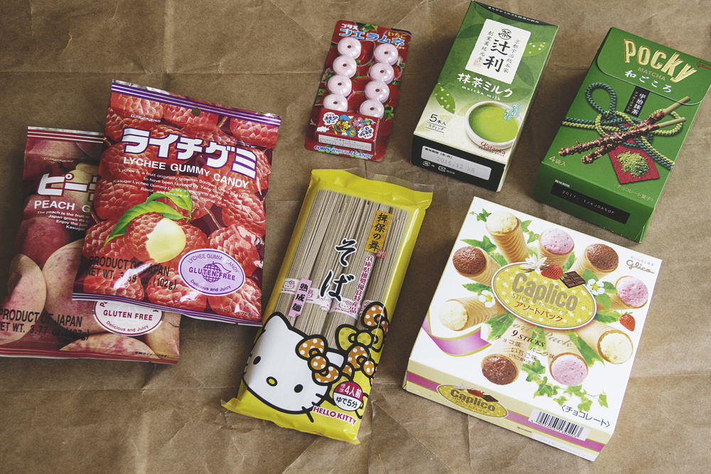 A Californian in Paris: Santa Monica Mitsuwa Haul