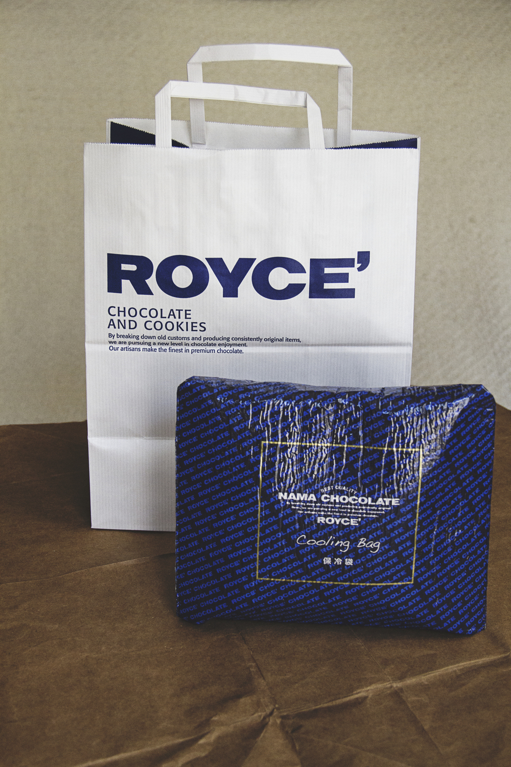 A Californian in Paris: Royce Chocolates