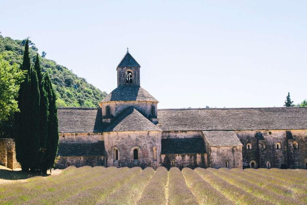 La Petite Californienne: The Senanque Abbey