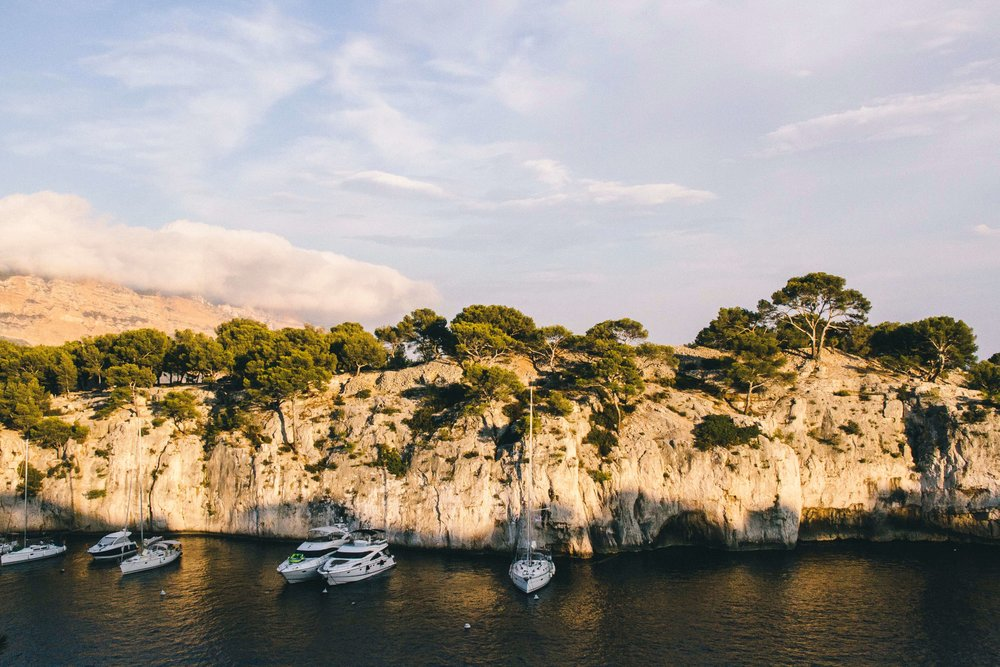 La Petite Californienne: The Calanques of Cassis