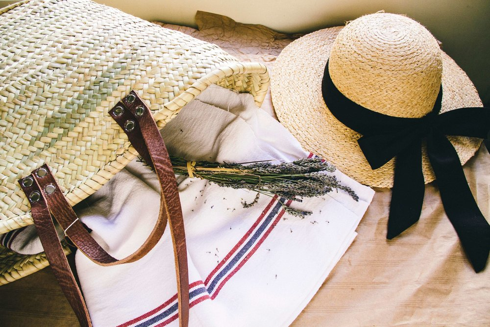 La Petite Californienne: My summer market items