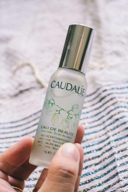 La Petite Californienne: Caudalie Eau de Beauté (Beauty Elixir) facial spray