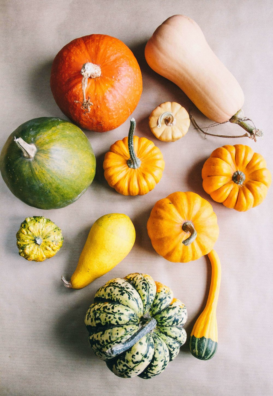 La Petite Californienne: Pumpkins For All Seasons