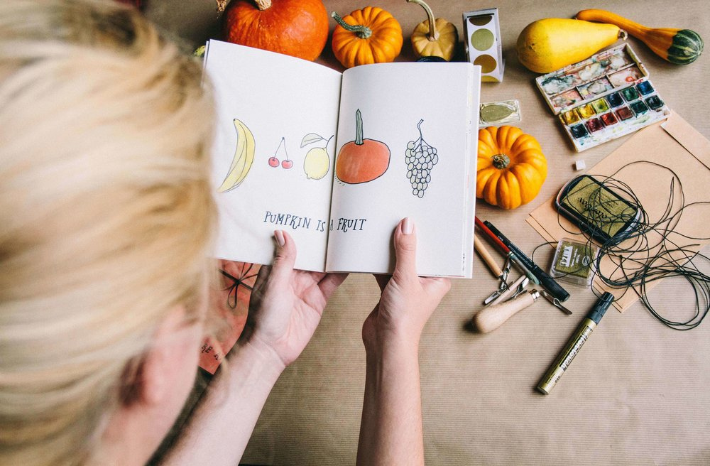 La Petite Californienne: Meet Sonja Bajic, Paris Illustrator