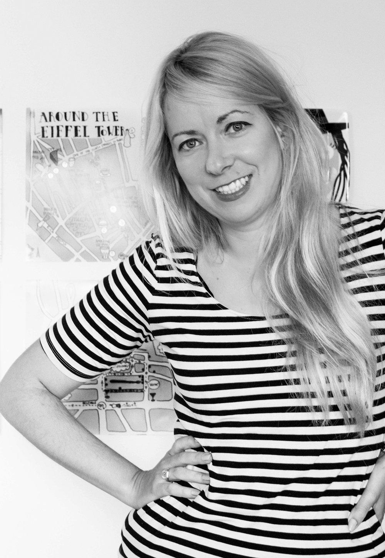 La Petite Californienne: Meet Sonja Bajic, Parisian Illustrator
