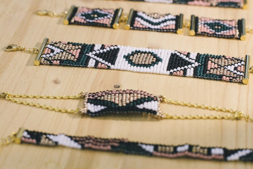 La Petite Californienne: Amahlé, a French/South African ethically-made jewelry brand