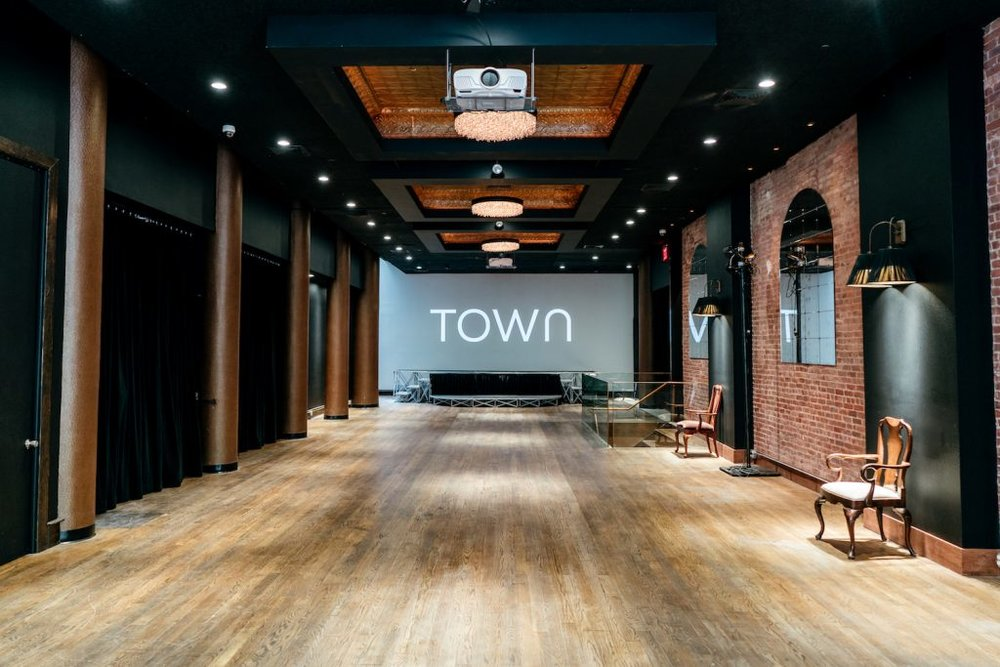 Learn More About Town Stages - NYC's Premiere Woman-Run, Event Space.