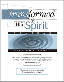 Transformed by His Spirit: Manual